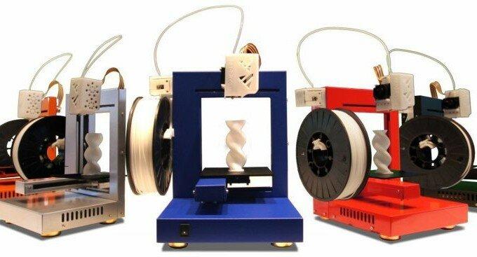 up-plus 3d принтер